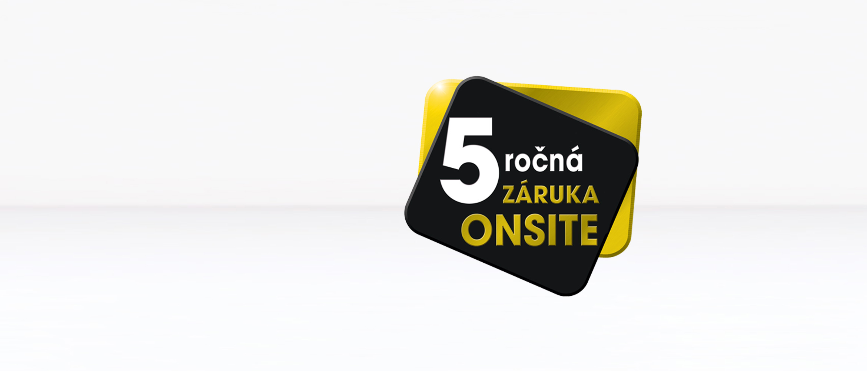Brother 5 ročná záruka logo