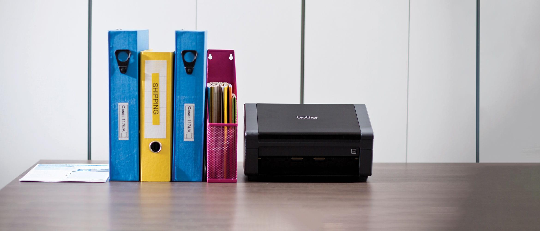 Brother PDS-5000 skener na stole