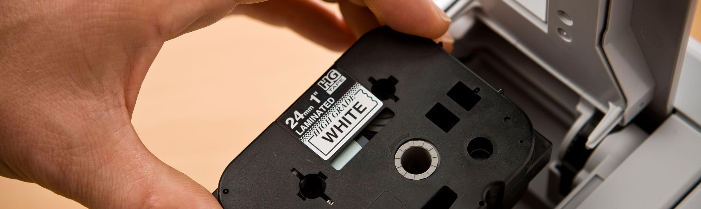 Kazeta s 24 mm páskou