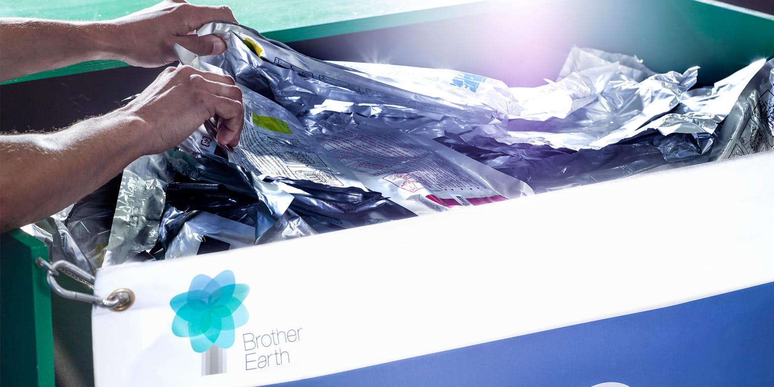 Recyklácia tonerových kaziet