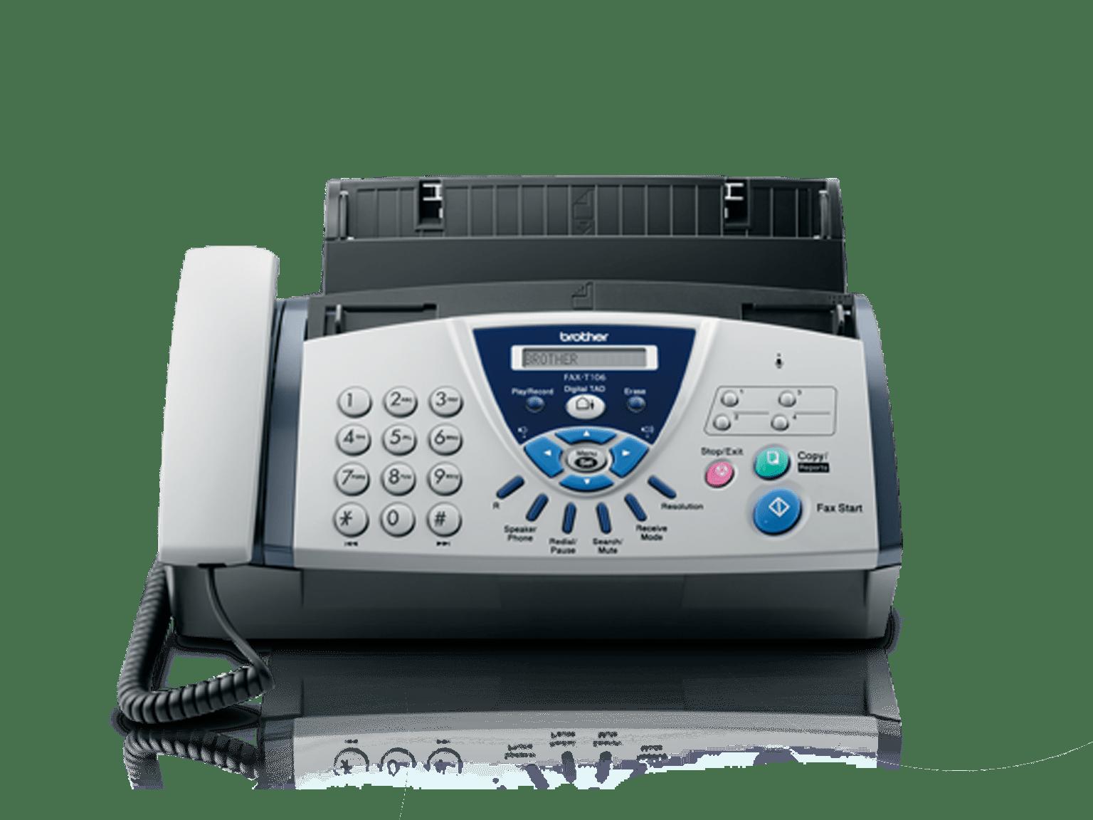Faxový model