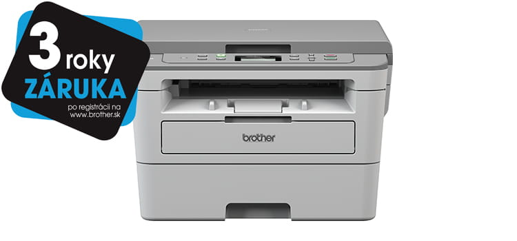 Brother DCP-B7520DW with logo 3 years warranty
