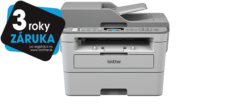 Brother MFC-B7715DW with logo 3 years warranty