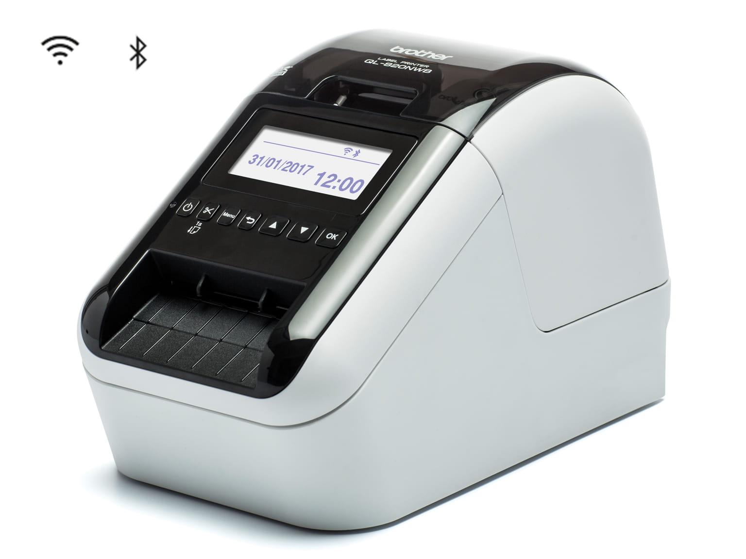 QL-820NWB Brother Label Printer