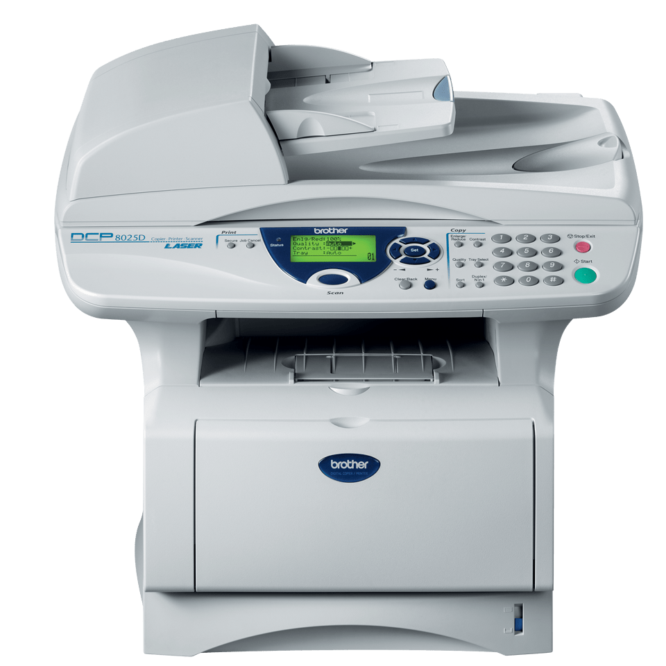 DCP-8025D 0