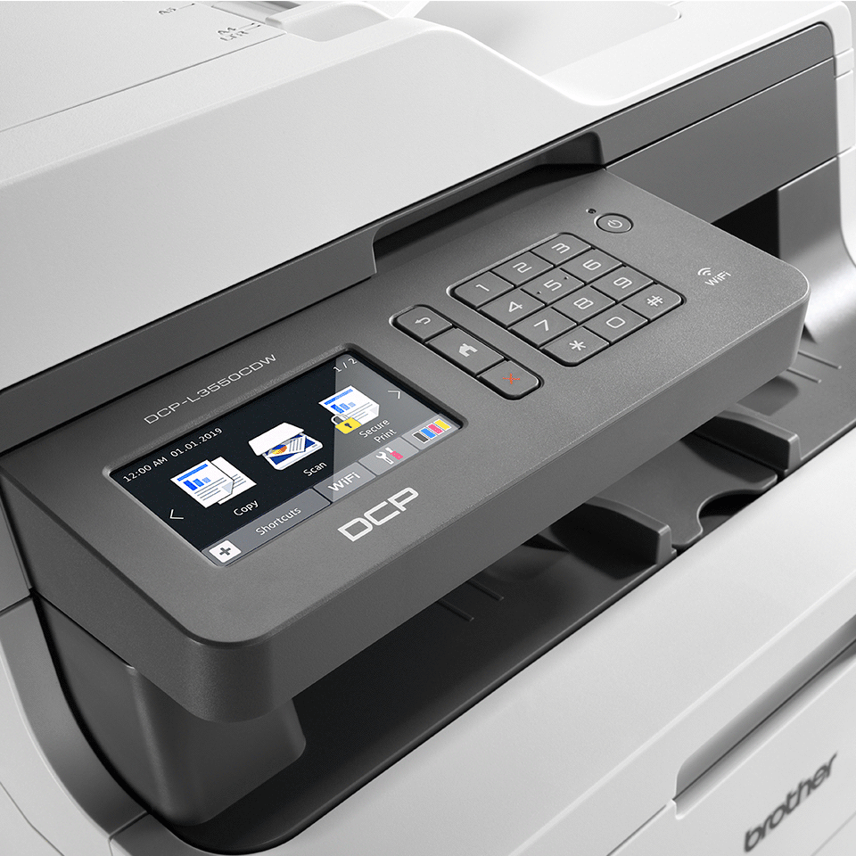 Brother DCP-L3550CDW  4