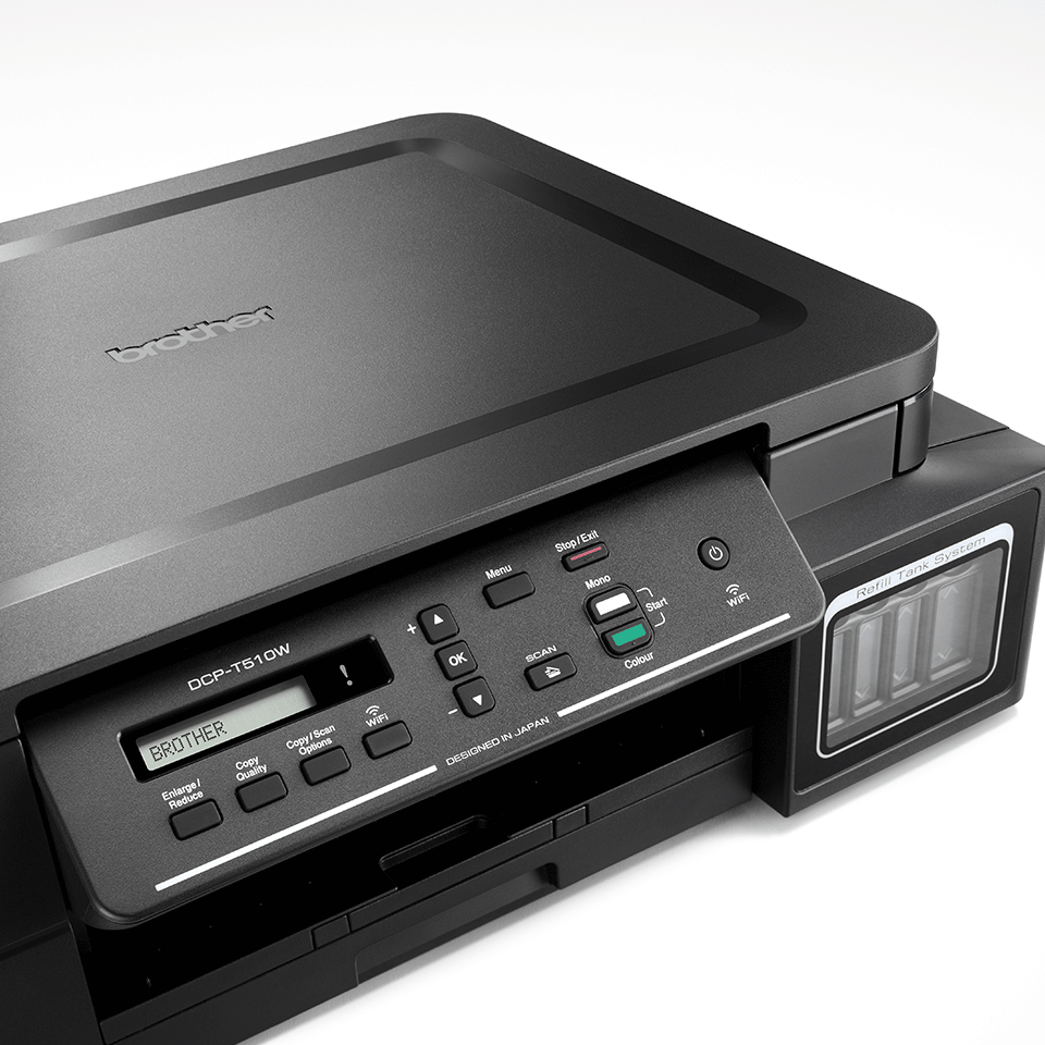 Brother DCP-T510W 4