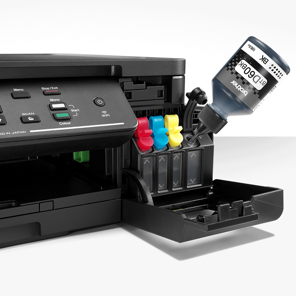 Brother DCP-T510W 5