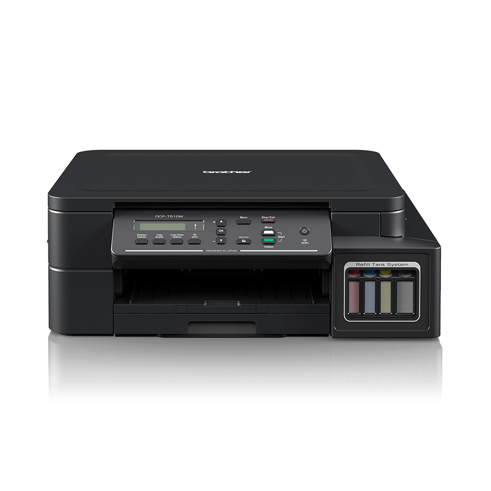 Brother DCP-T510W 7