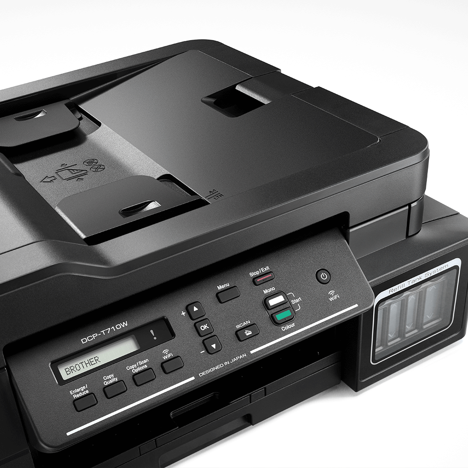 Brother DCP-T710W 4