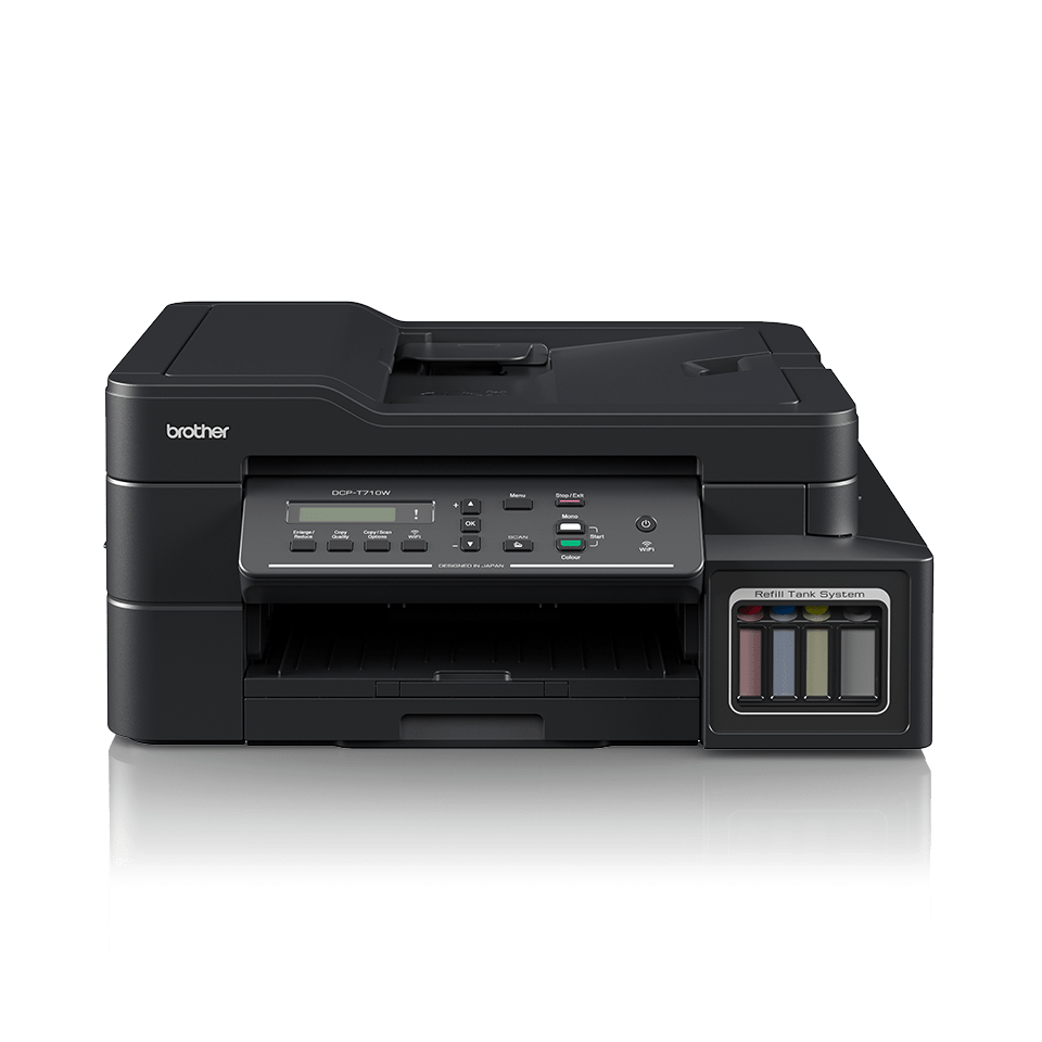 Brother DCP-T710W 7