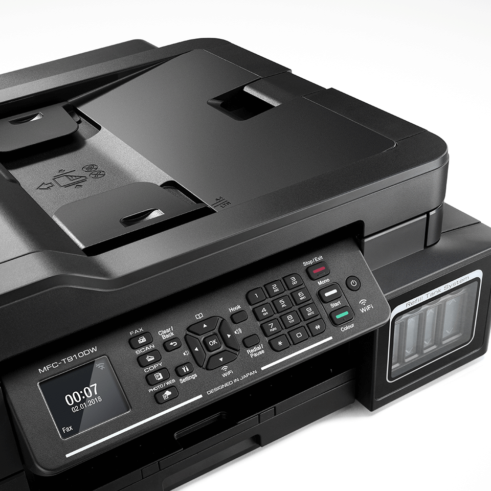 Brother MFC-T910DW 5