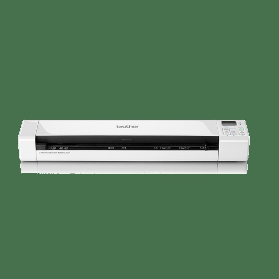 Prenosný skener Brother DS-820W