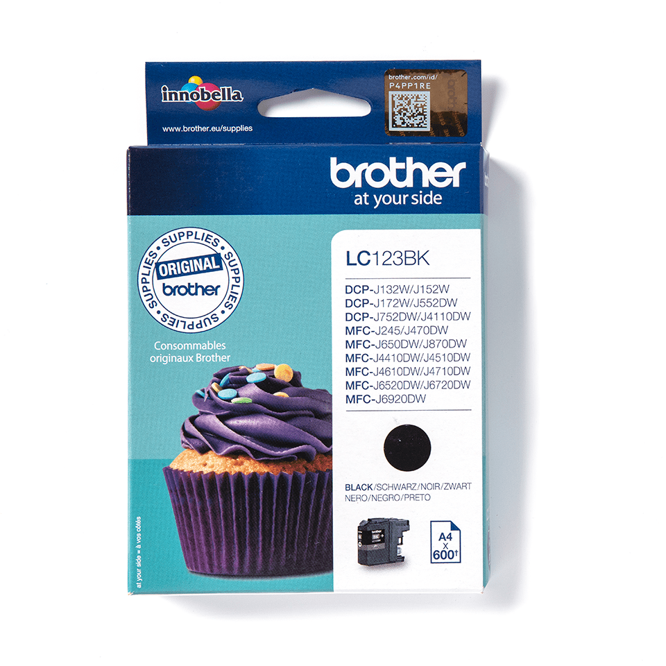 Brother LC-123BK