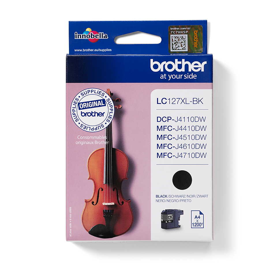 Brother LC-127XLBK