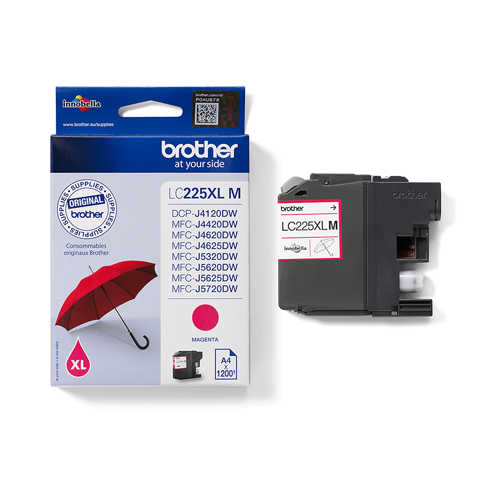 Brother LC-225XLM 2