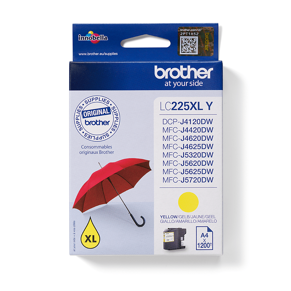 Brother LC-225XLY