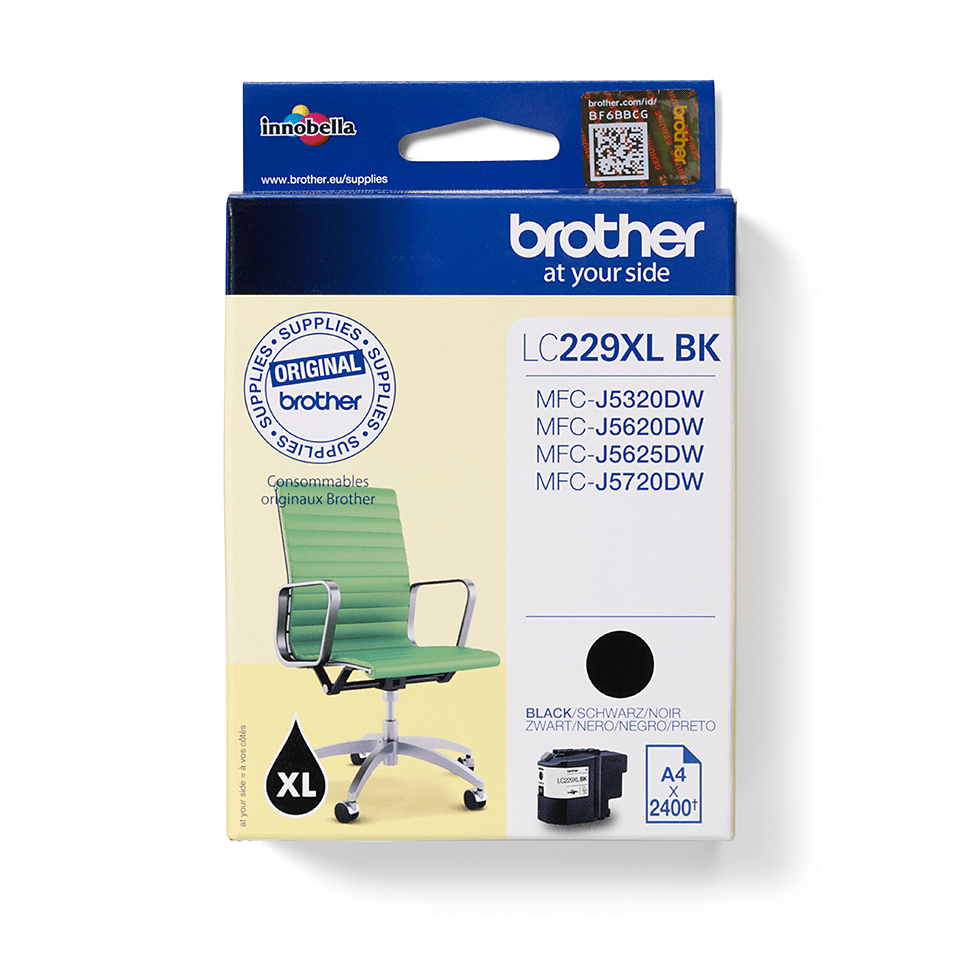 Brother LC-229XLBK 2