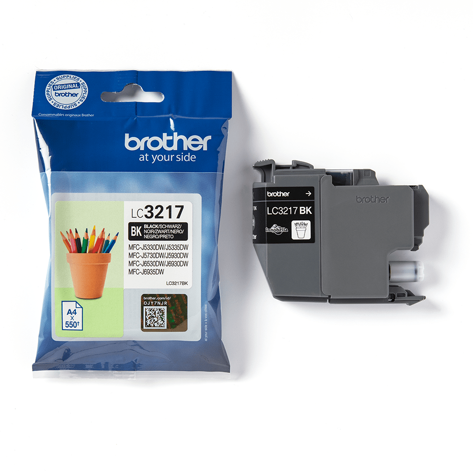 Brother LC-3217BK 3