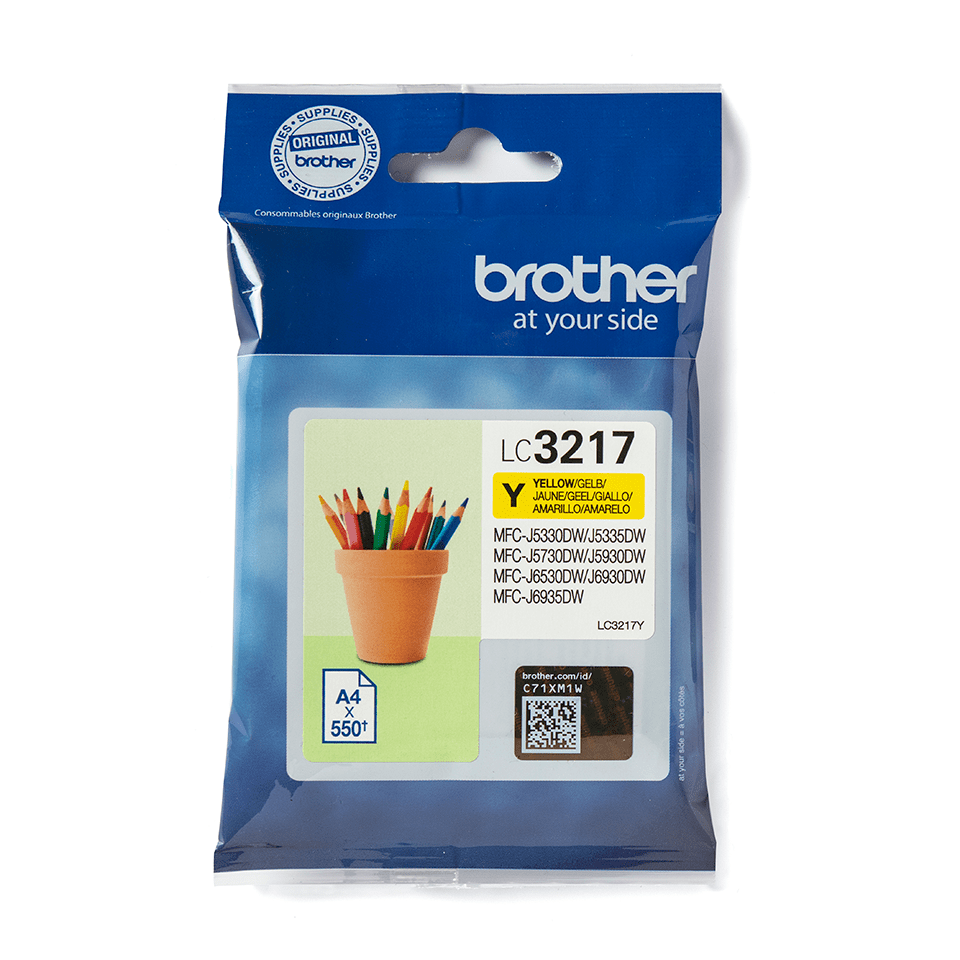 Brother LC-3217Y