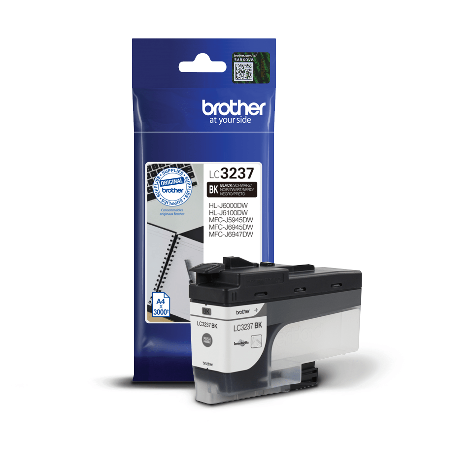 Brother LC-3237BK 2