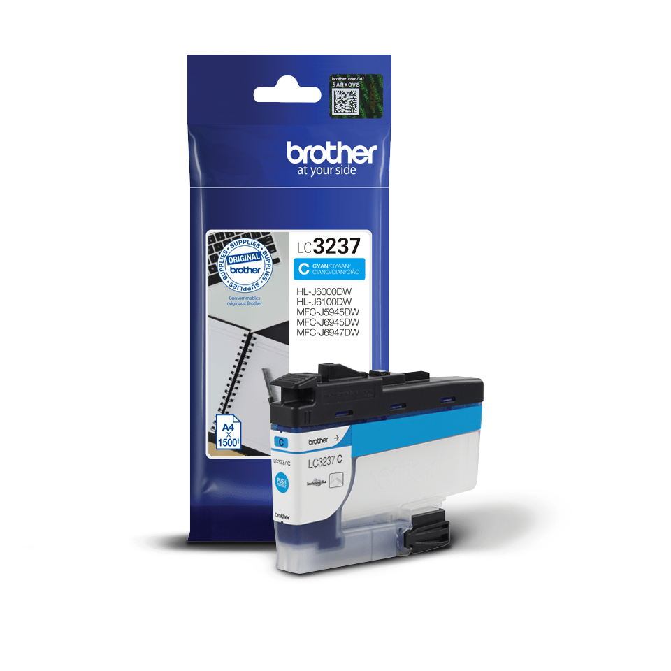 Brother LC-3237C 2