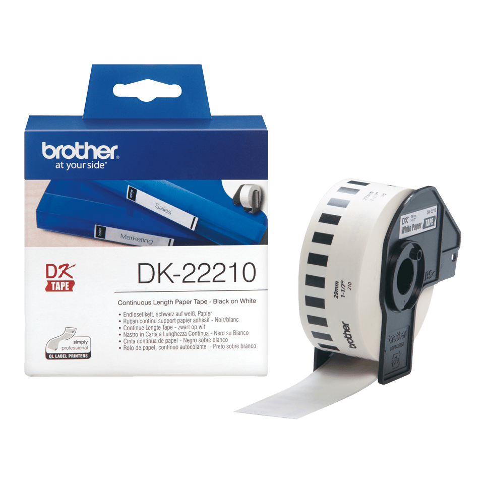 Brother DK-22210 3
