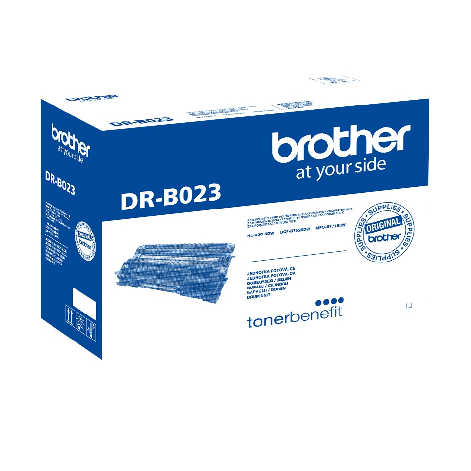 Originálna jednotka valca Brother DR-B023  2