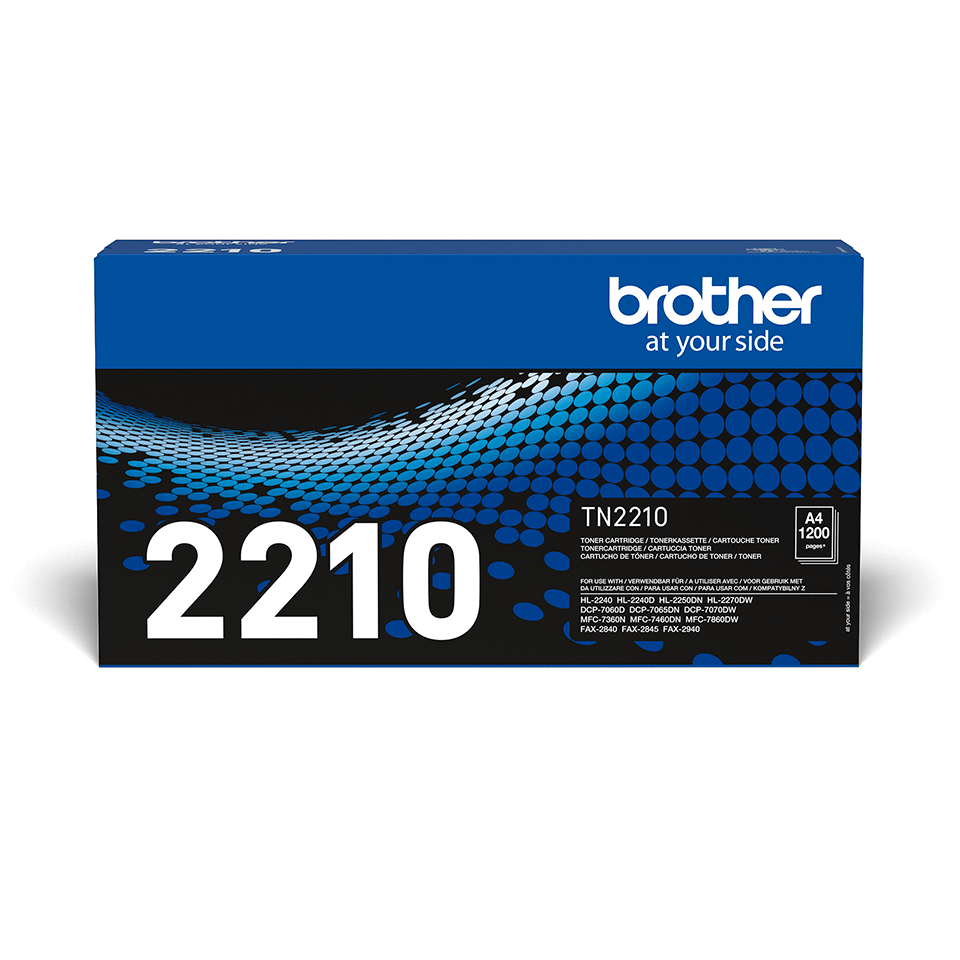 Brother TN-2210 2