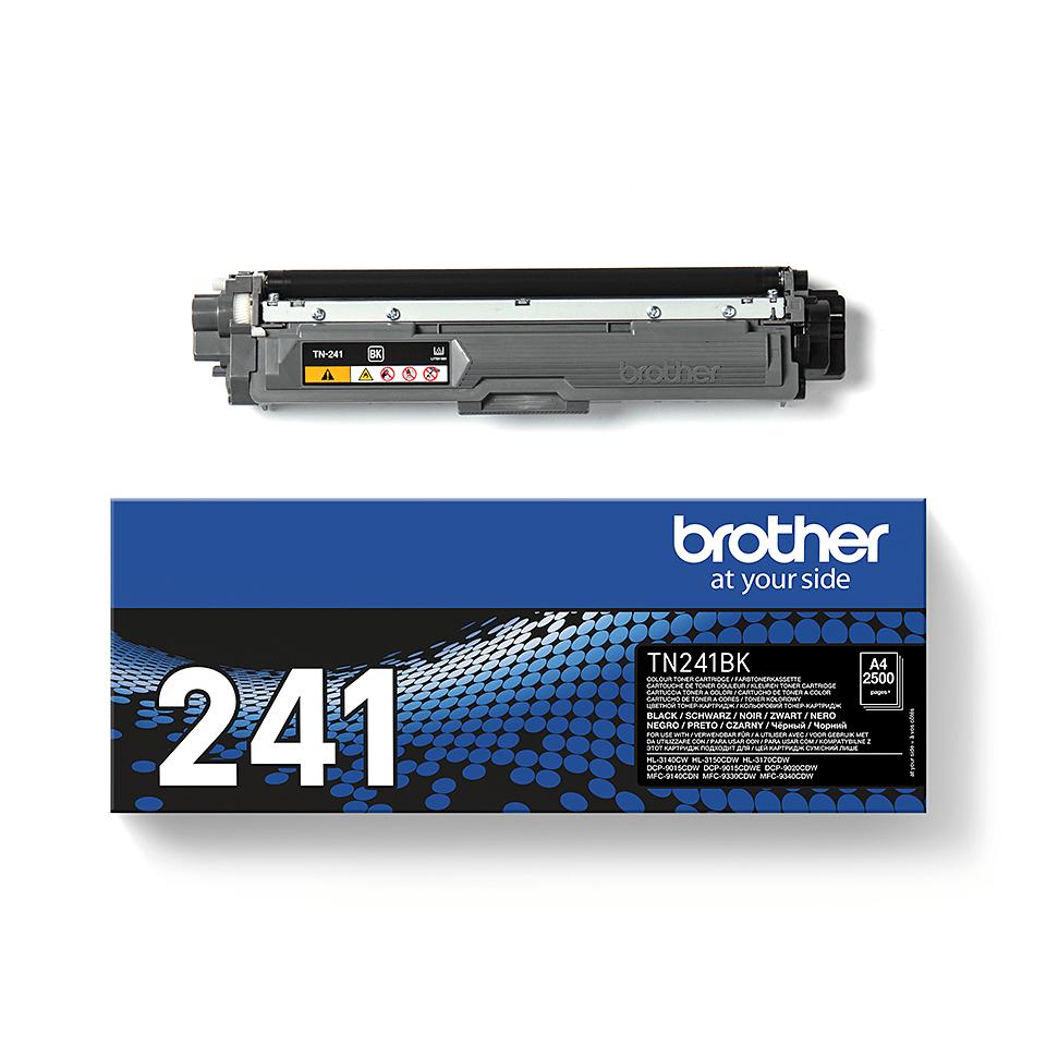 Brother TN-241BK 2