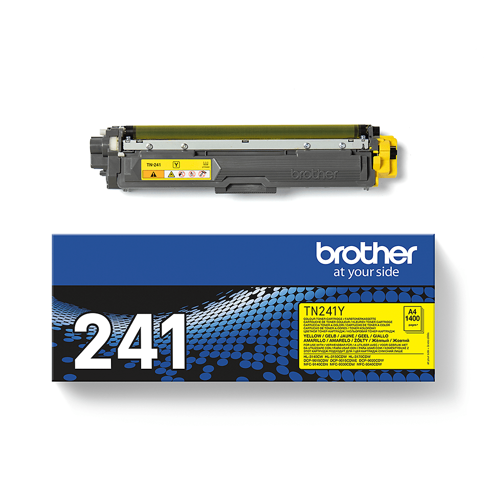 Brother TN-241Y 3