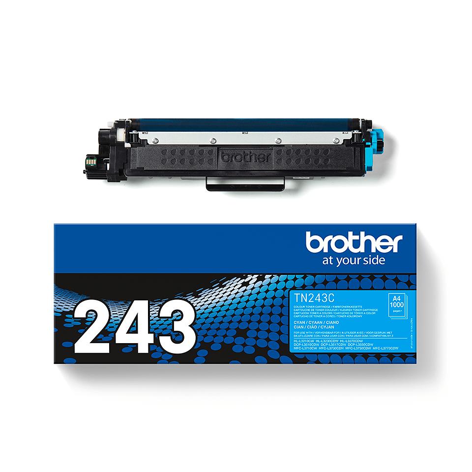 Brother TN-243C 3
