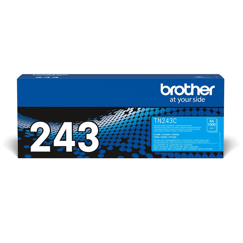 Brother TN-243C
