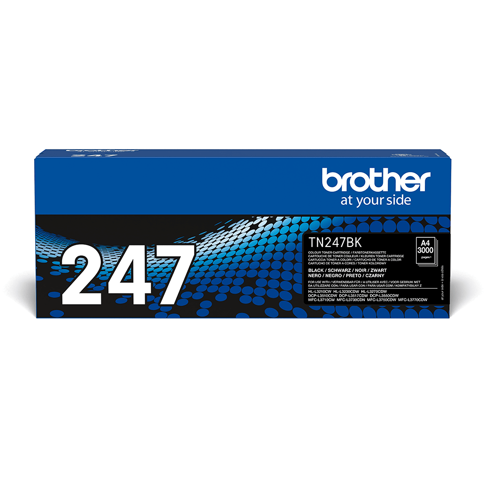 Brother TN-247BK