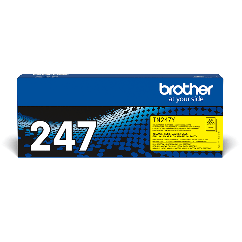 Brother TN-247Y