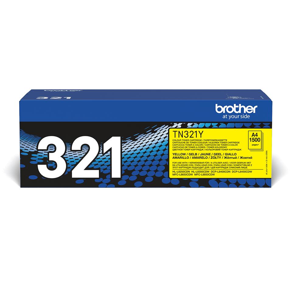Brother TN-321Y
