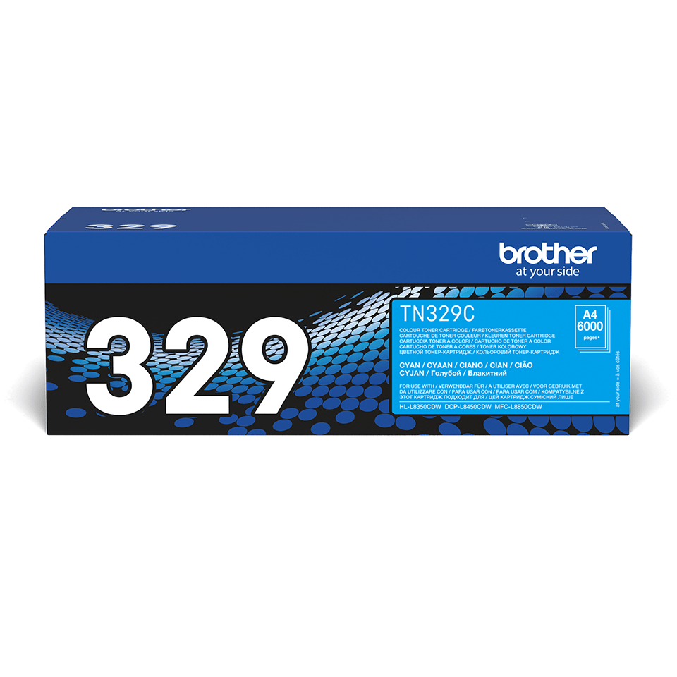 Brother TN-329C