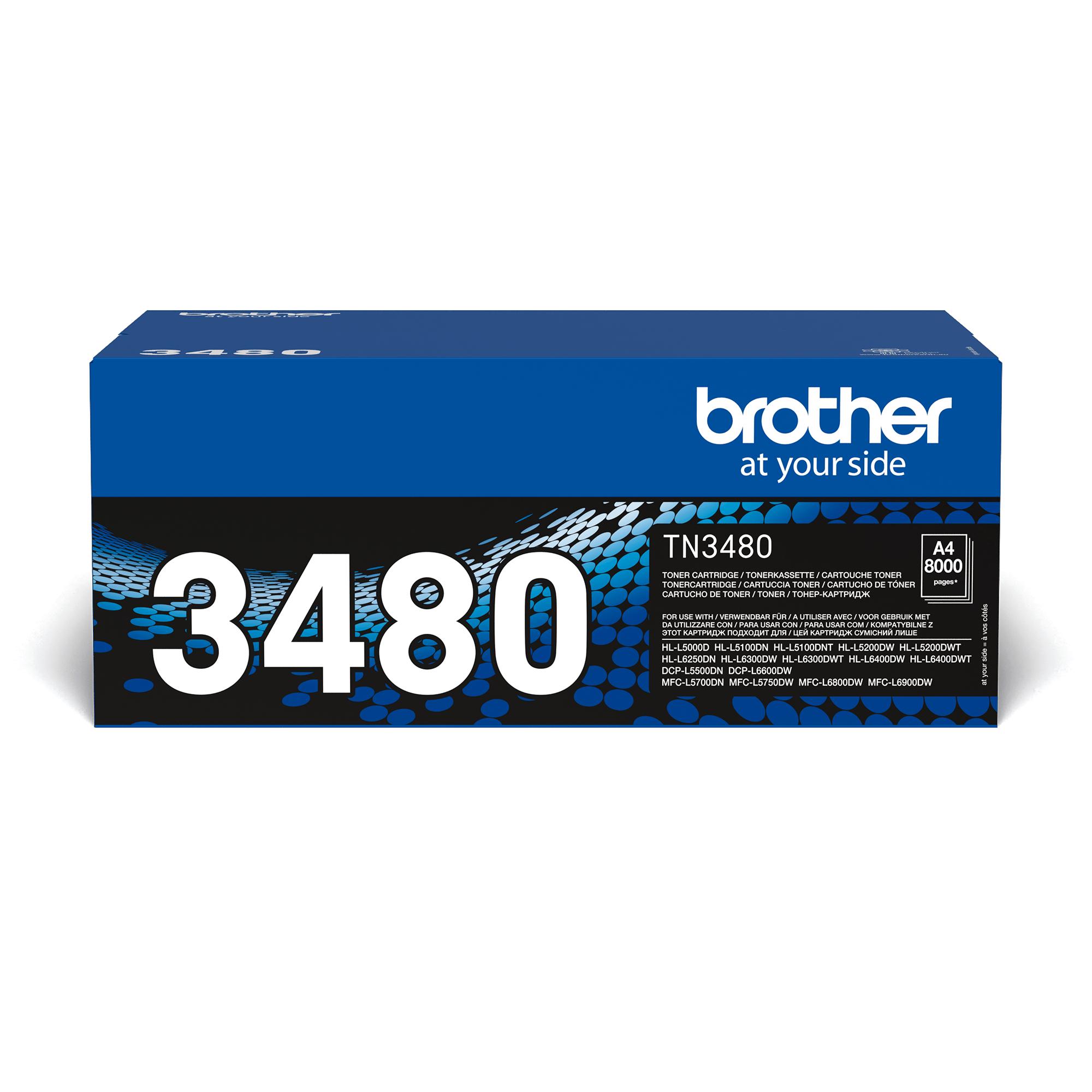 Brother TN-3480