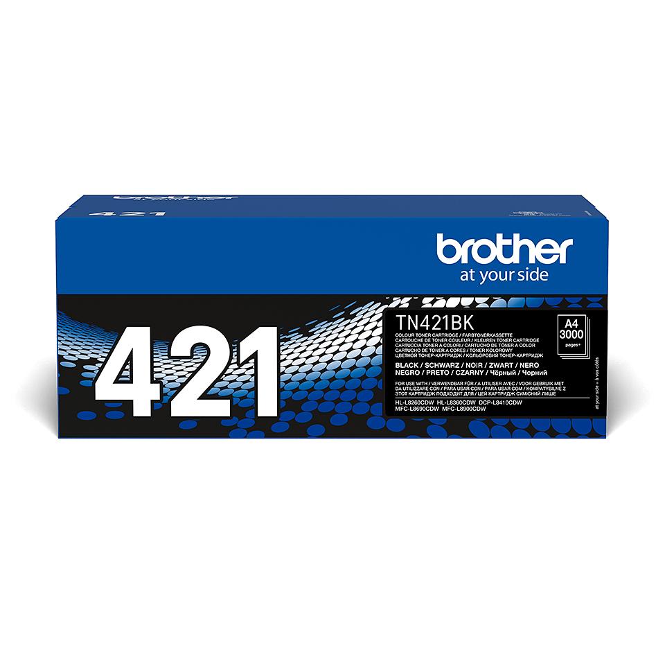 Brother TN-421BK 2