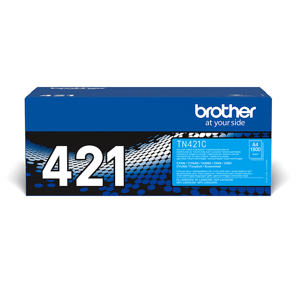 Brother TN-421C  2