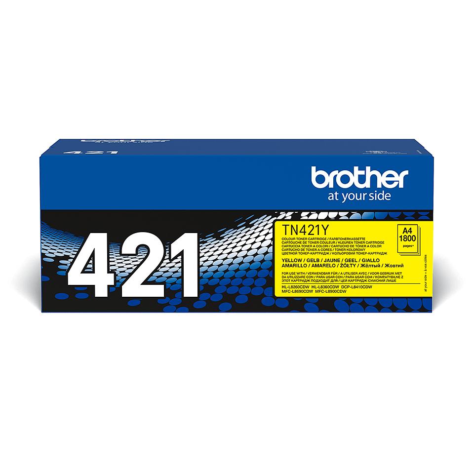 Brother TN-421Y