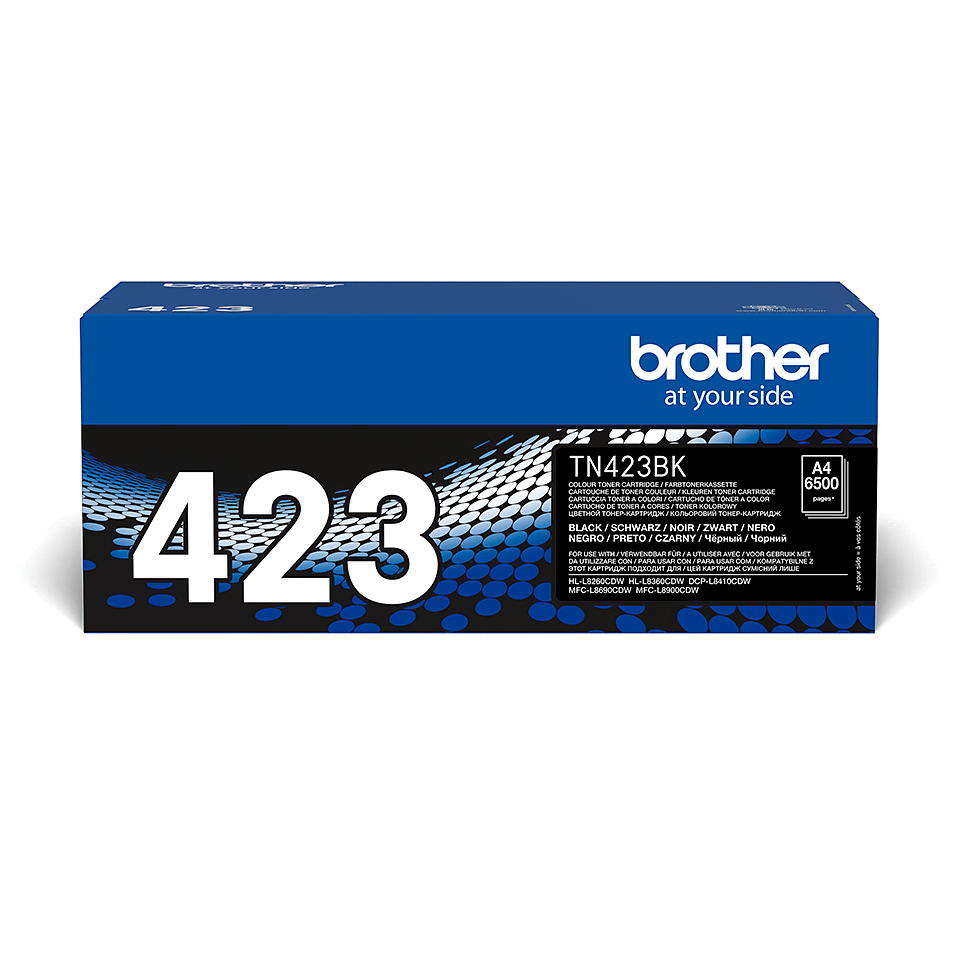 Brother TN-423BK