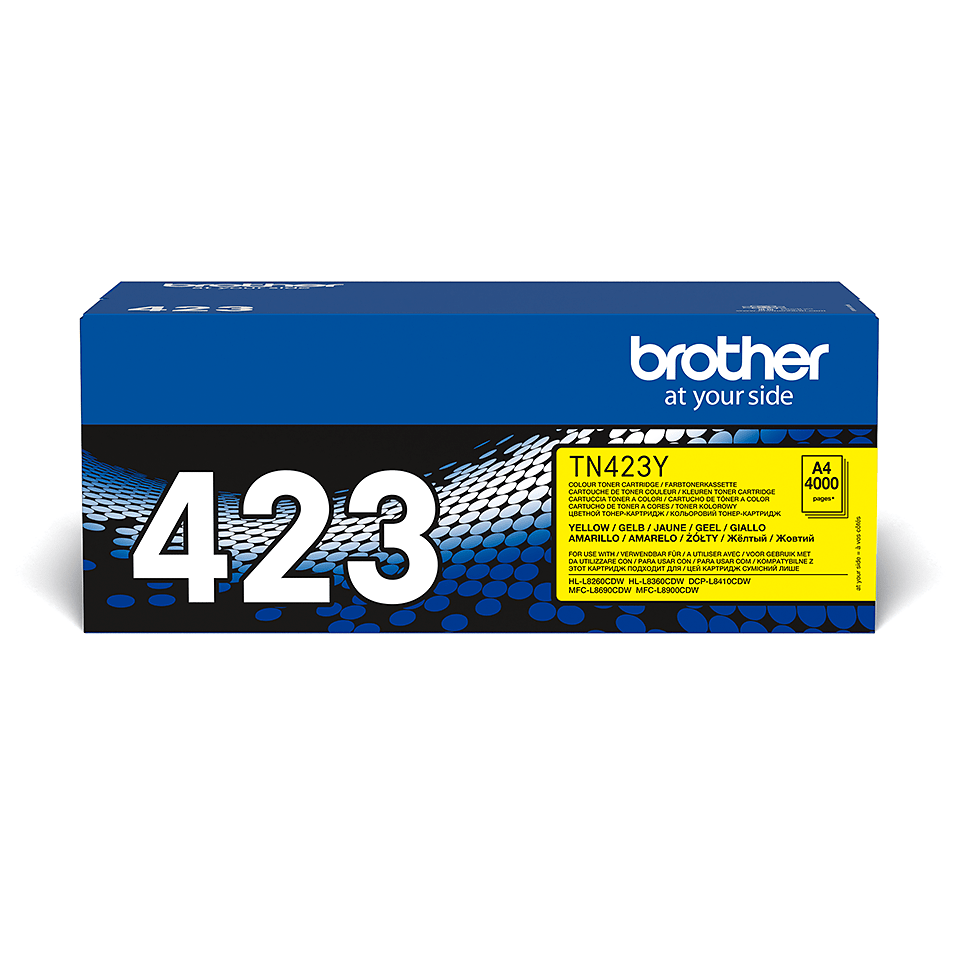Brother TN-423Y