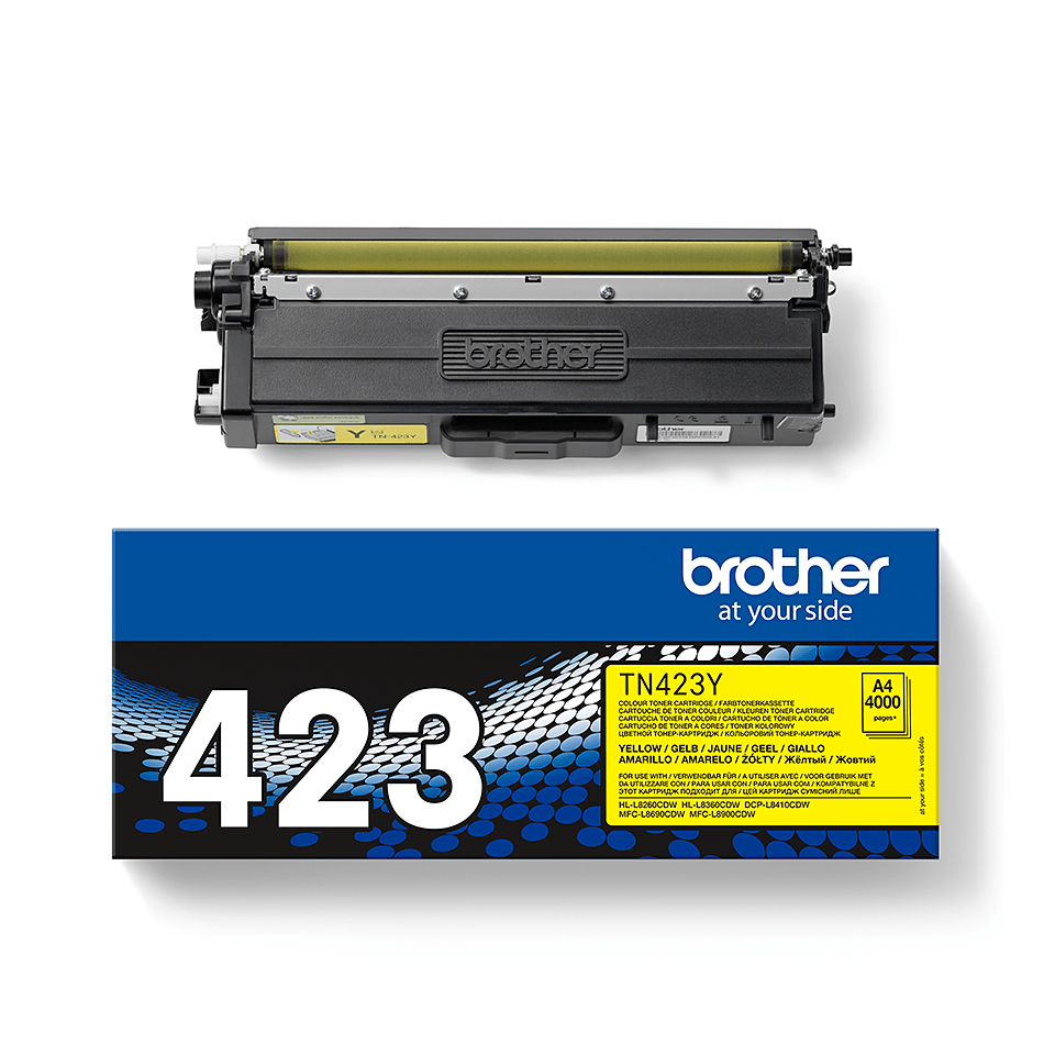 Brother TN-423Y 2
