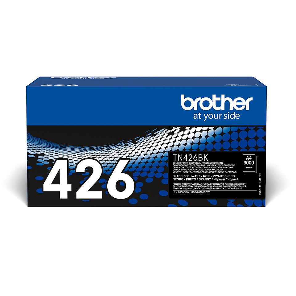 Brother TN-426BK