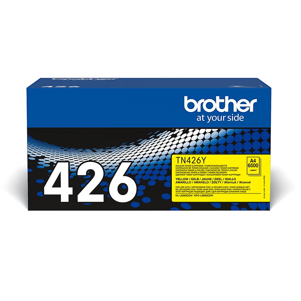 Brother TN-426Y 2