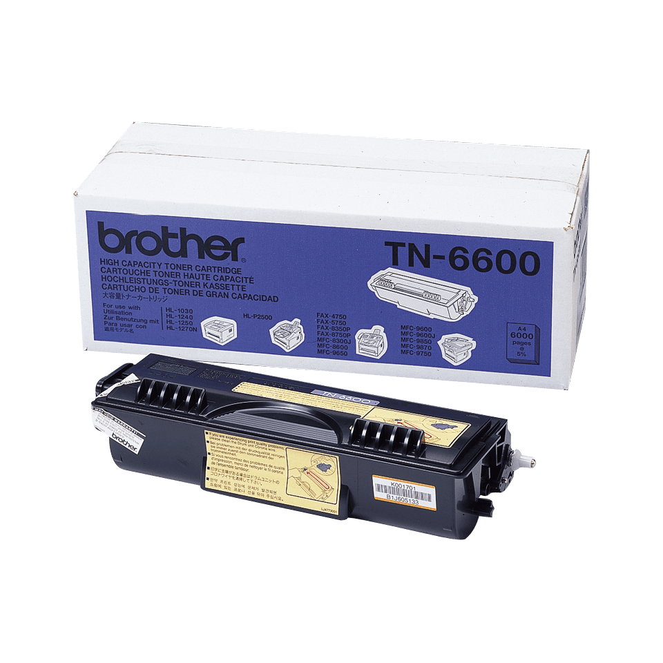 Brother TN-6600