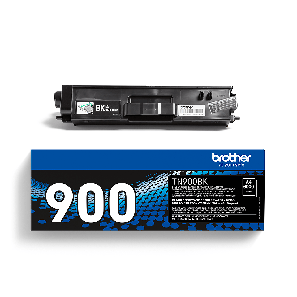 Brother TN-900BK  2