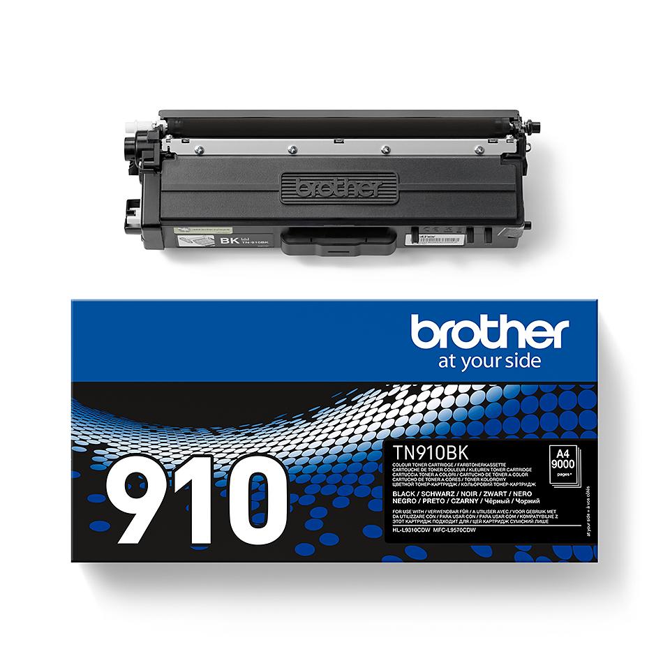 Brother TN-910BK 2