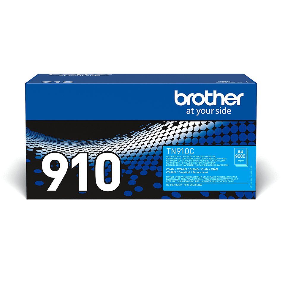 Brother TN-910C